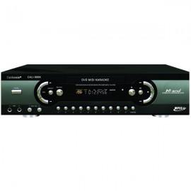 Đầu DVD vi tính 6 số California MIDI-888K, Karaoke (mầu đen)