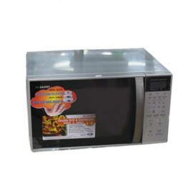 Lò vi sóng Sharp 26L R898MS LCD nướng kép đối lưu 1200W